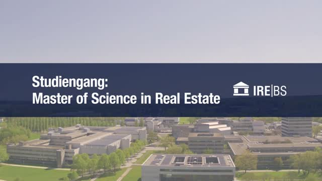 Studiengang: Master of Science in Real Estate