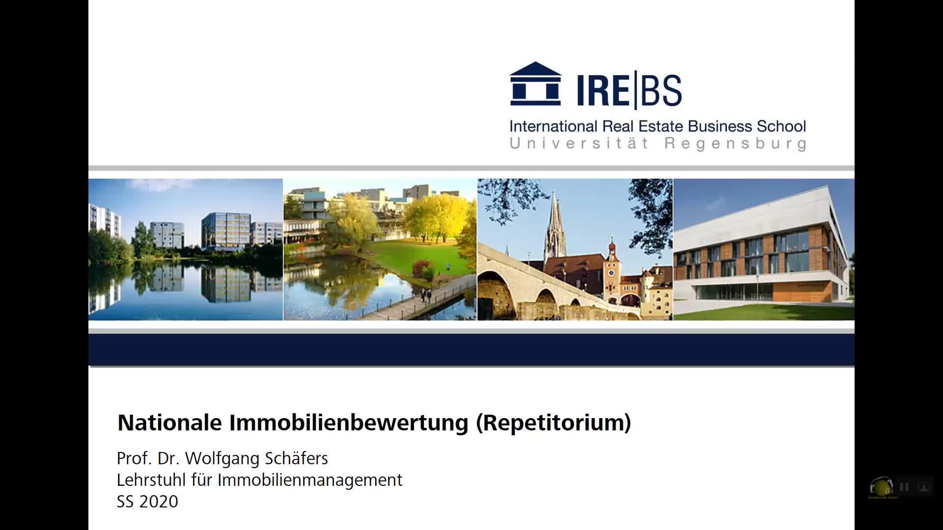 Immobilienmanagement II VL#01