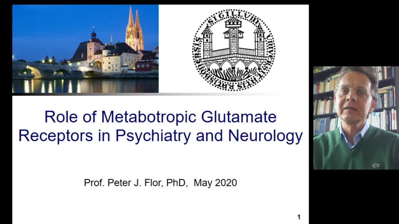Seminar Neuropsychopharmacology FLOR mGluR_Introduction
