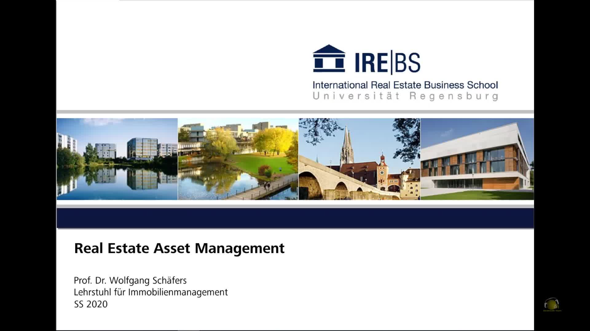 Immobilienmanagement II VL#03
