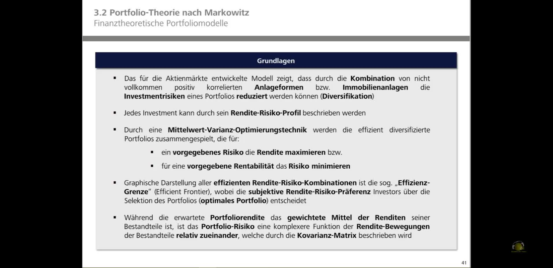 Immobilienmanagement II VL#04-Teil-2