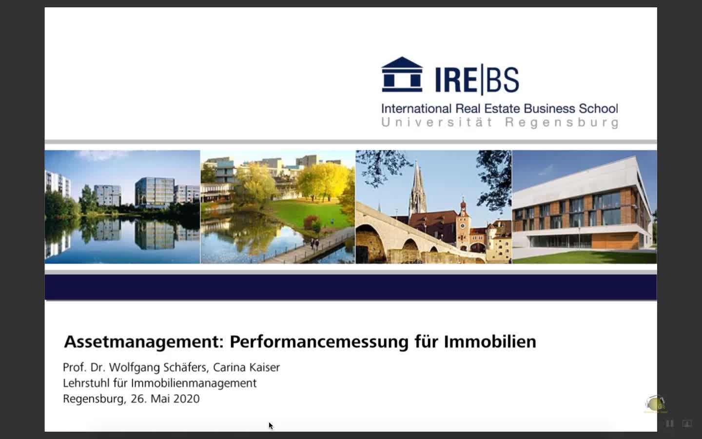 Immobilienmanagement II - Übung 5