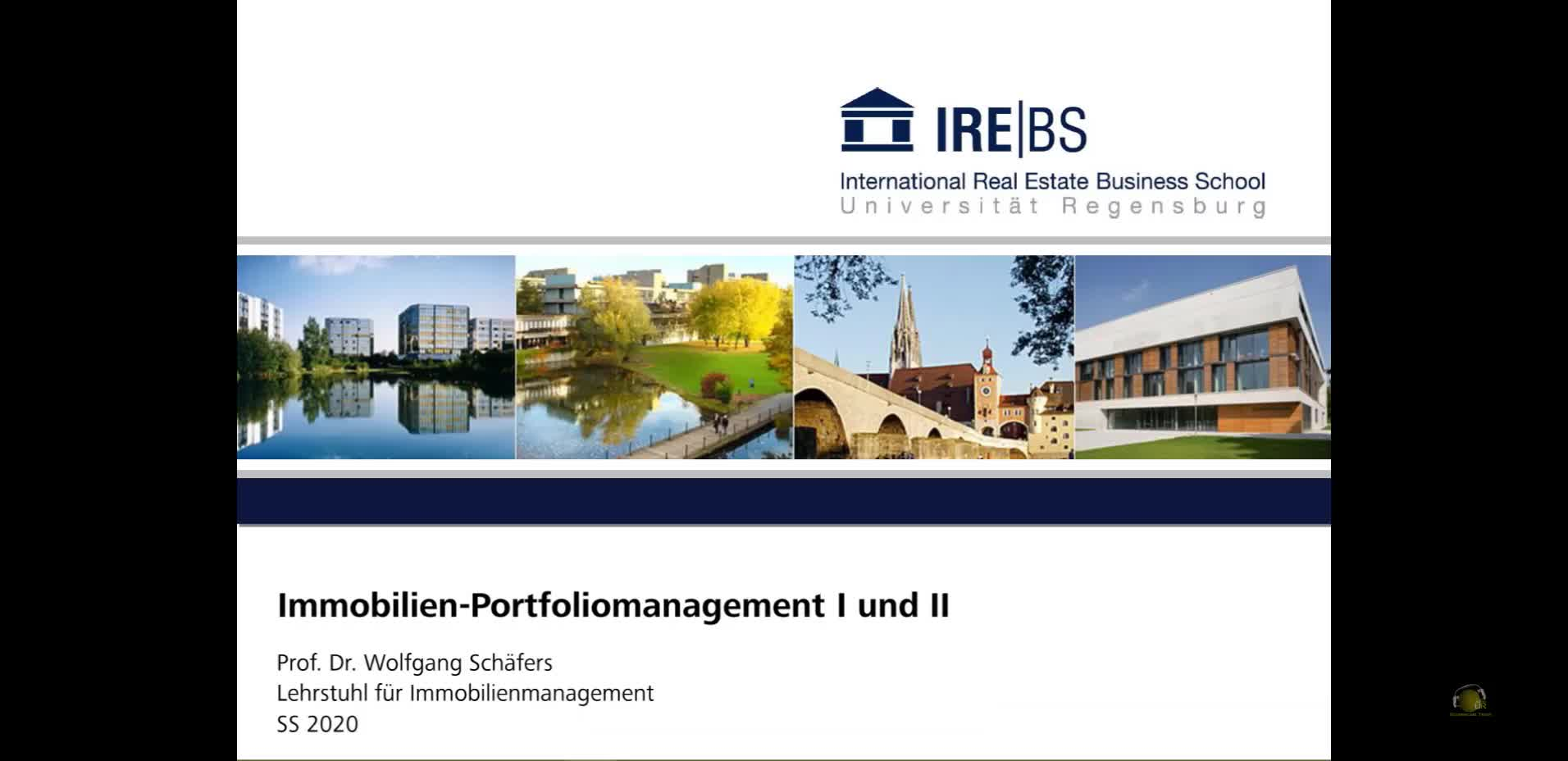 Immobilienmanagement II - VL#04