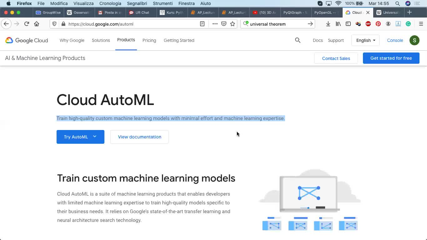 11 - Machine learning and softmax regression