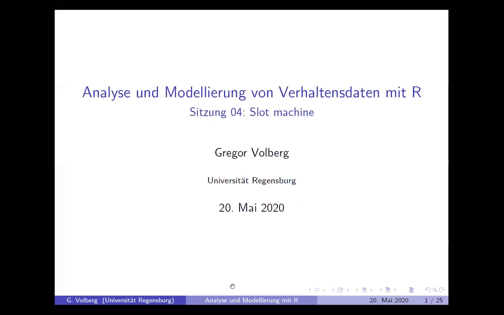 Sitzung 04: Zoom-Meeting