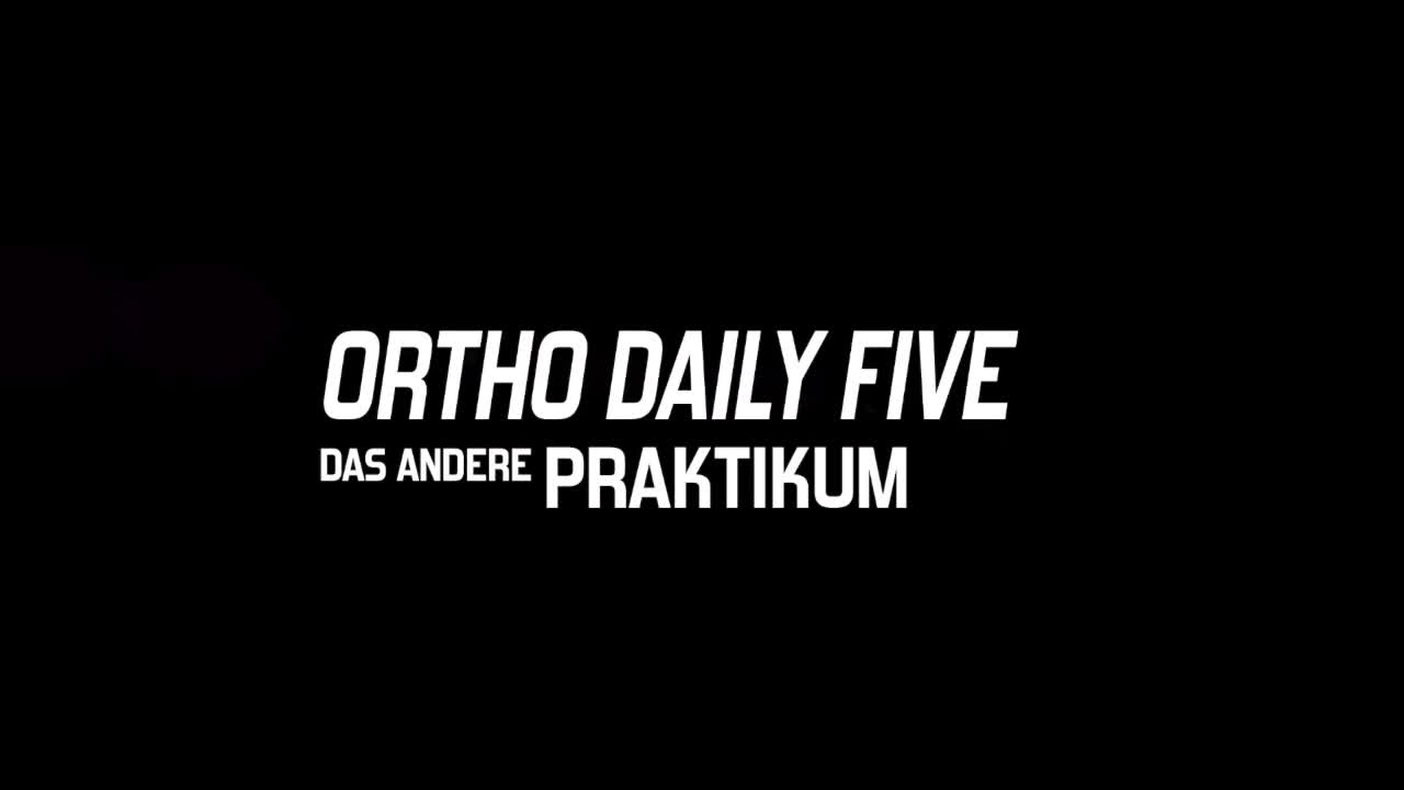 Ortho Daily Five - OD5 - Trailer