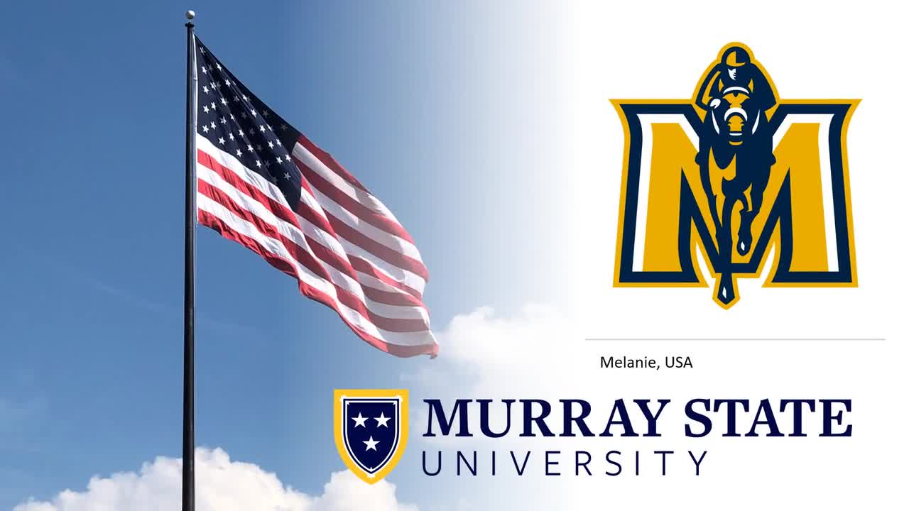 Melanie in den USA - Murray State University