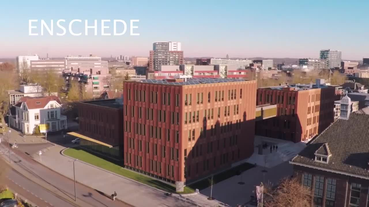 Niederlande - Saxion University of Applied Sciences