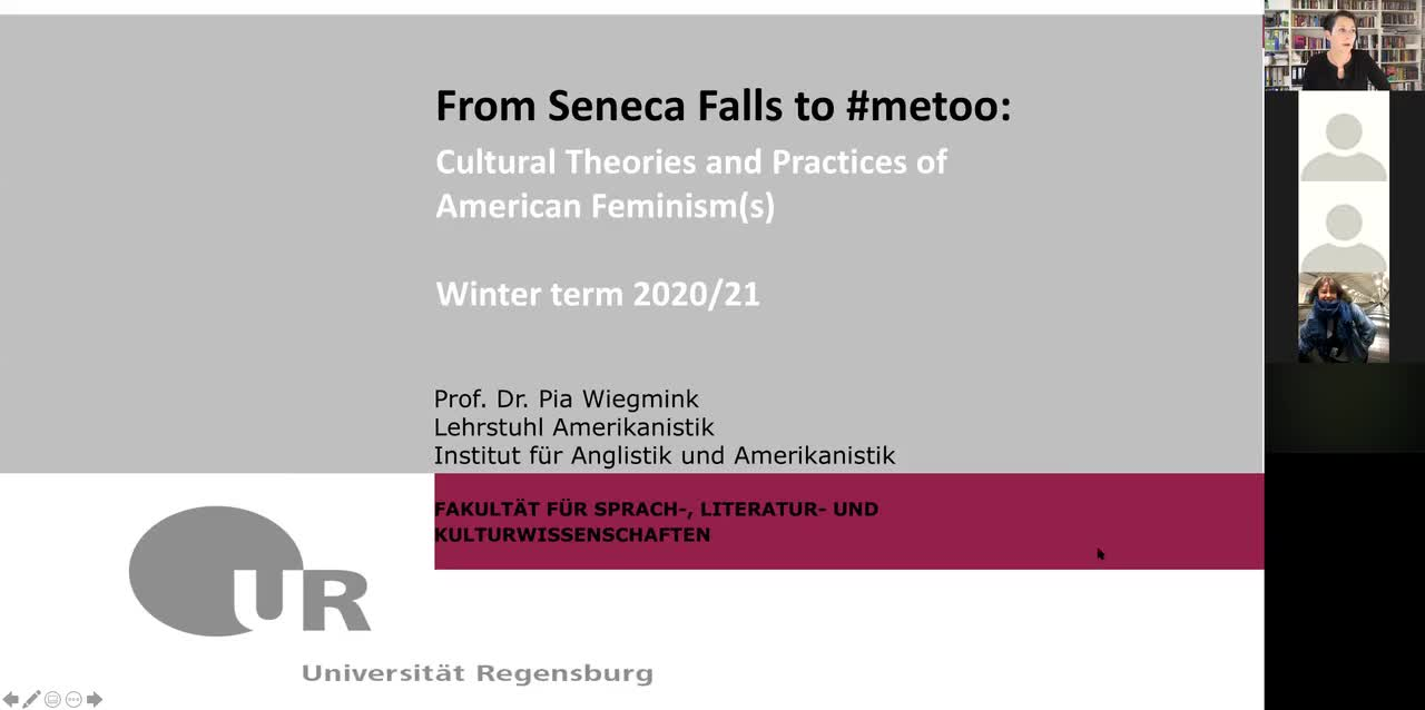 From Seneca Falls to #metoo_Session 1_ohne Q and A