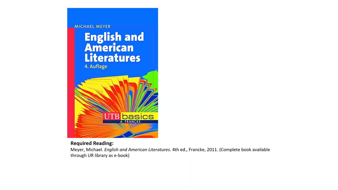 Session 1_Introduction to English and American Literary Studies_Nov. 2020
