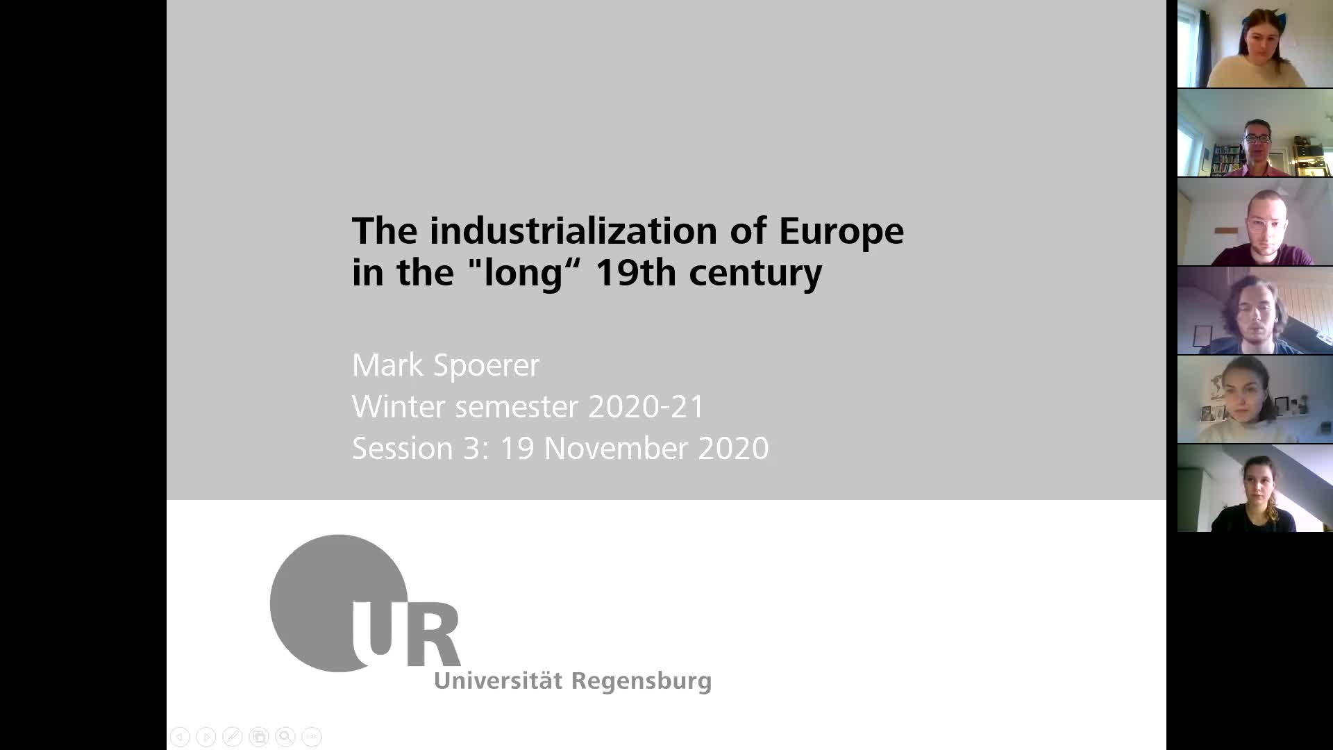 Industrialization - Q&A 3