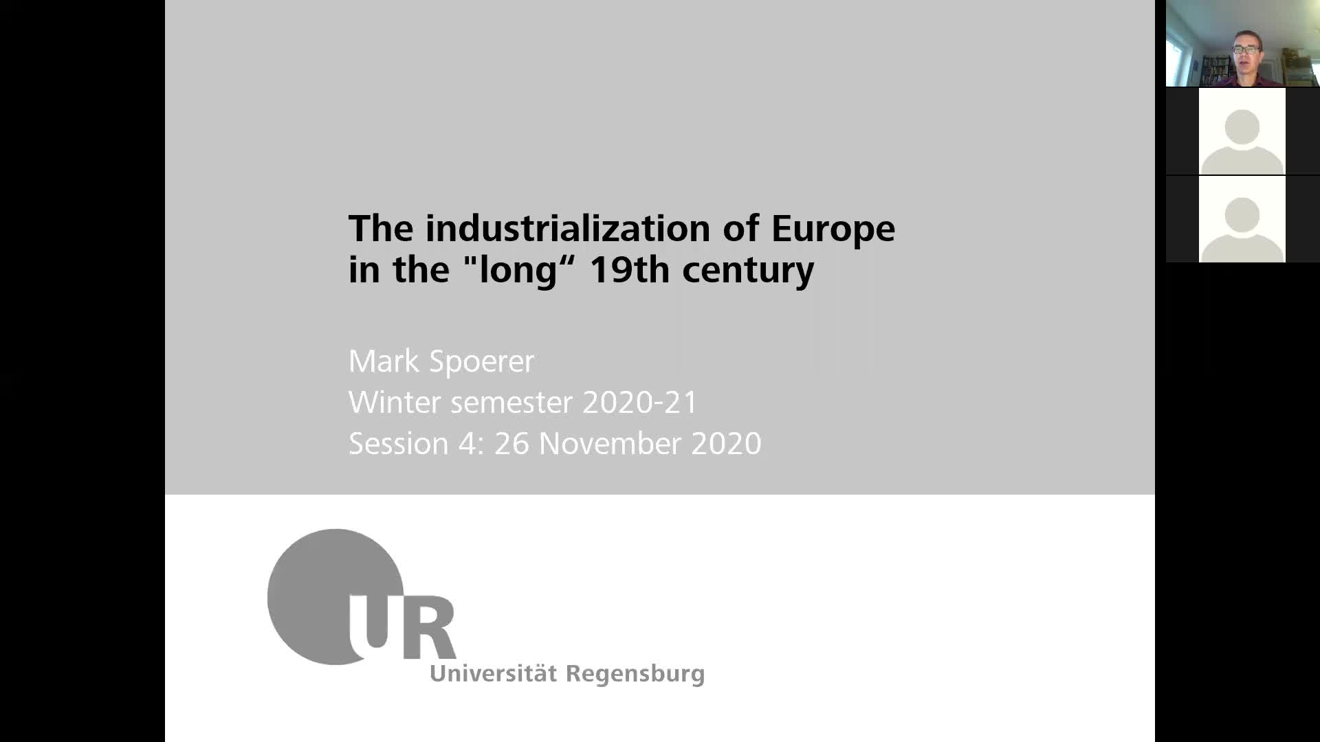 Industrialization - Q&A 4