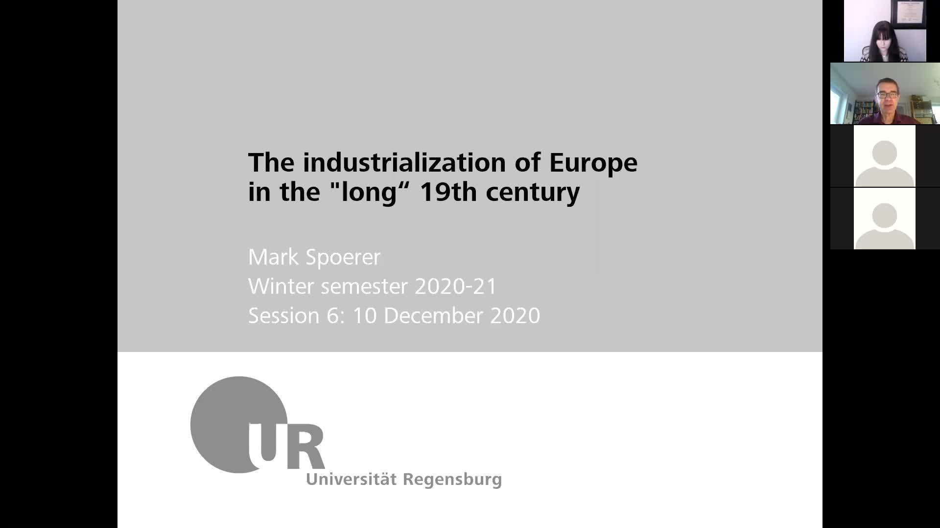 Industrialization - Q&A 6