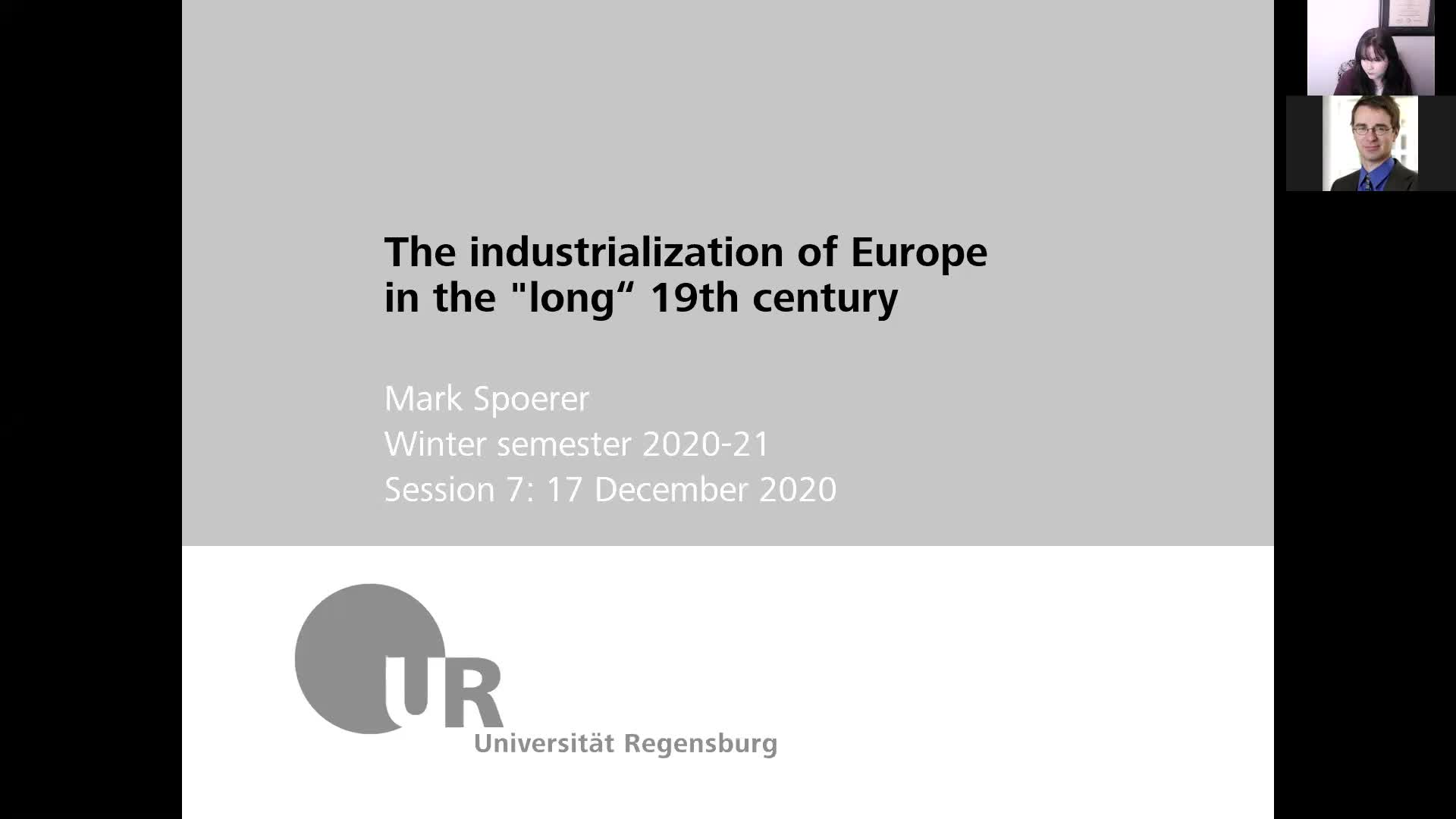 Industrialization - Q&A 7