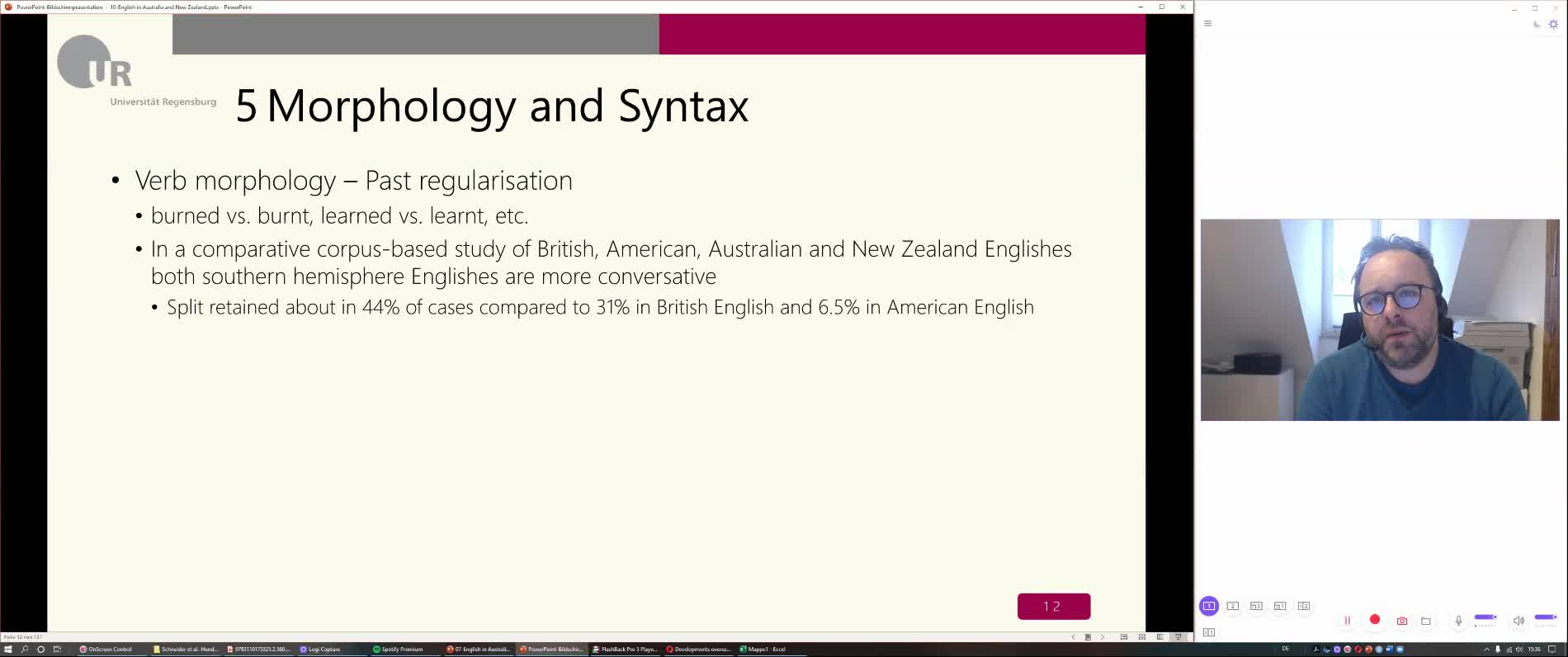 10-05-Morphology and syntax