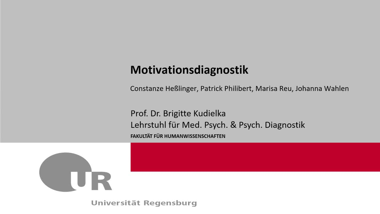 Motivationsdiagnostik_Gruppe2_Team 2