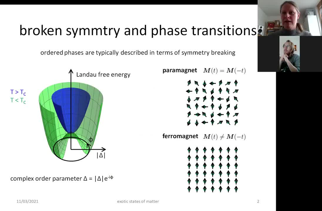 Exotic States of Matter IV: Topological Insulators