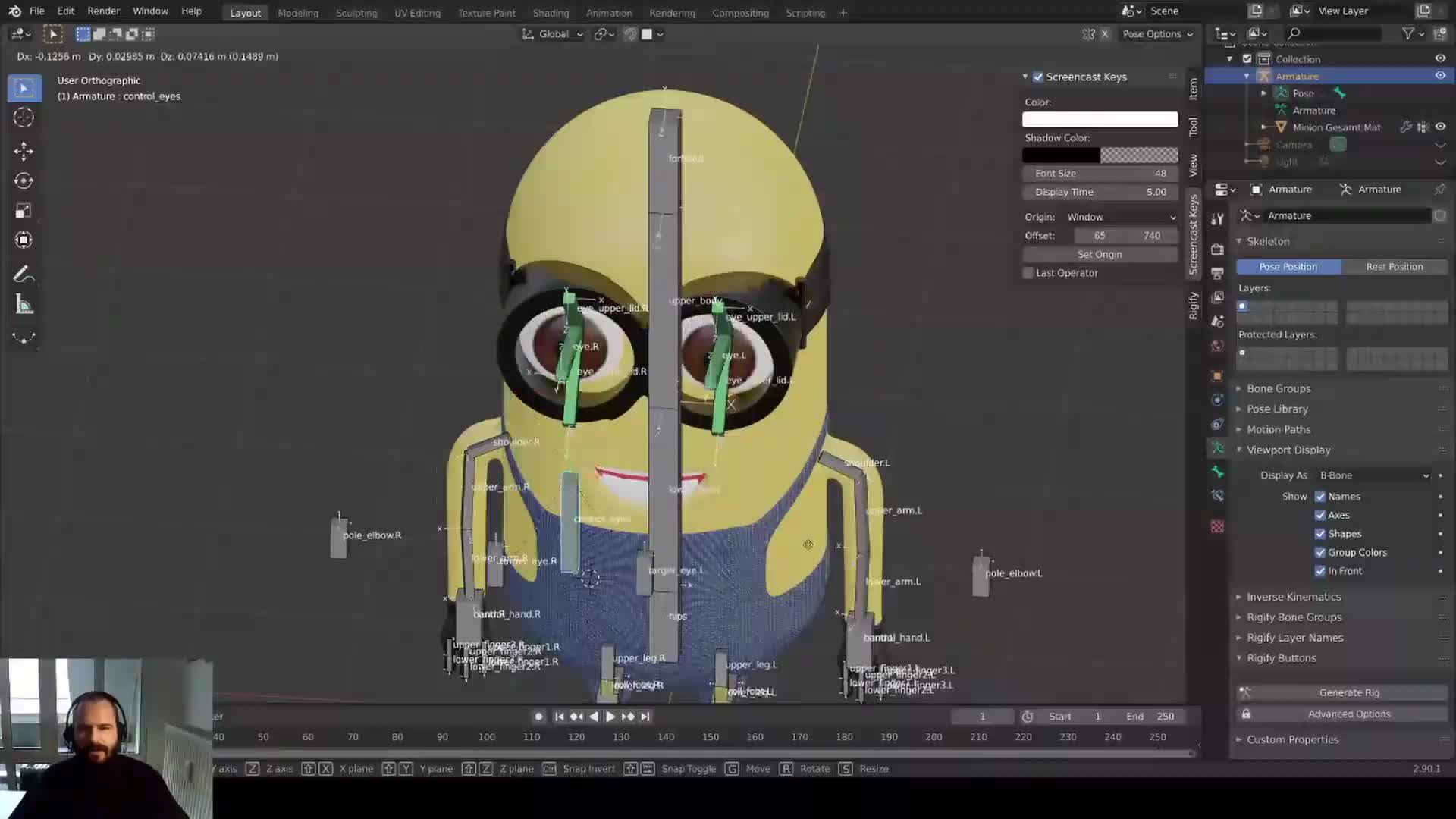Vertiefungskurs 3D - 2020-21 - Day7 - Rigging and Skinning2