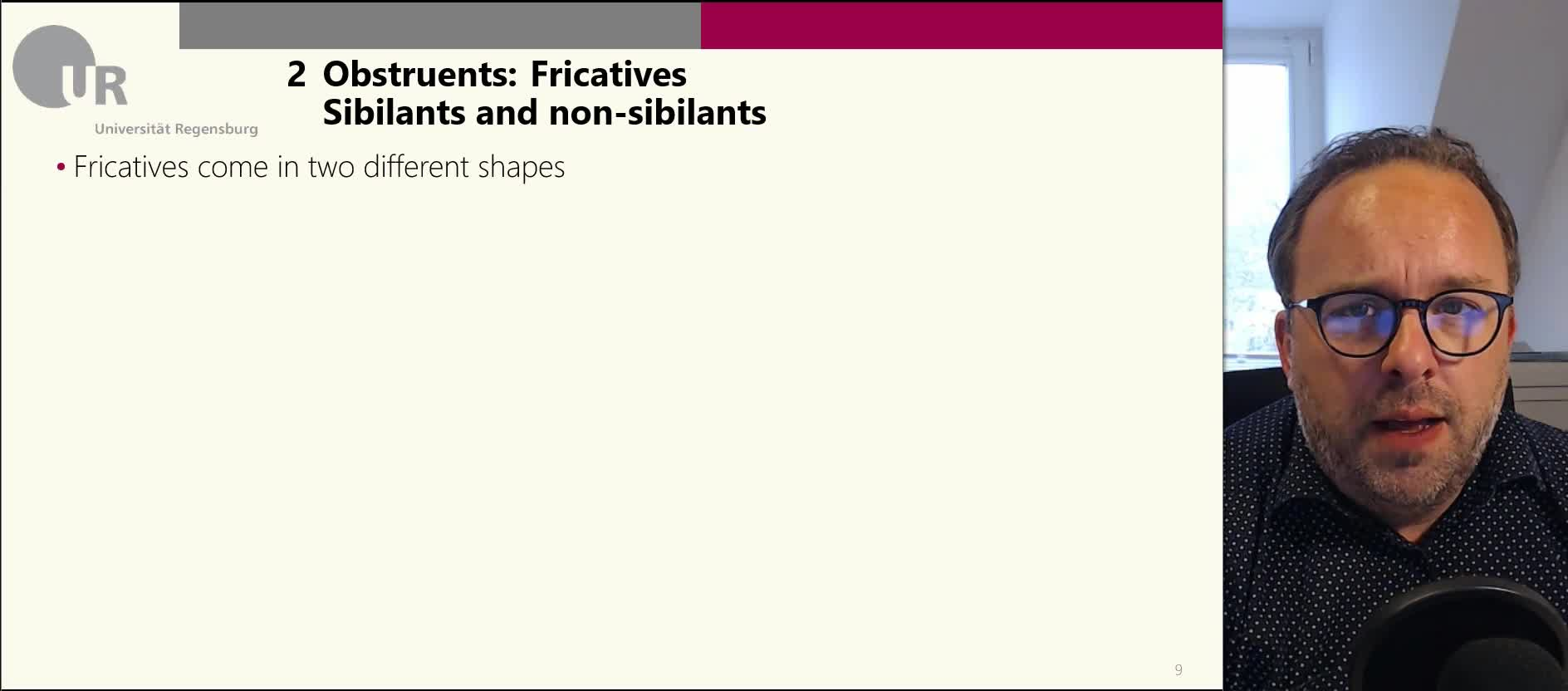06-02-Fricatives and affricates