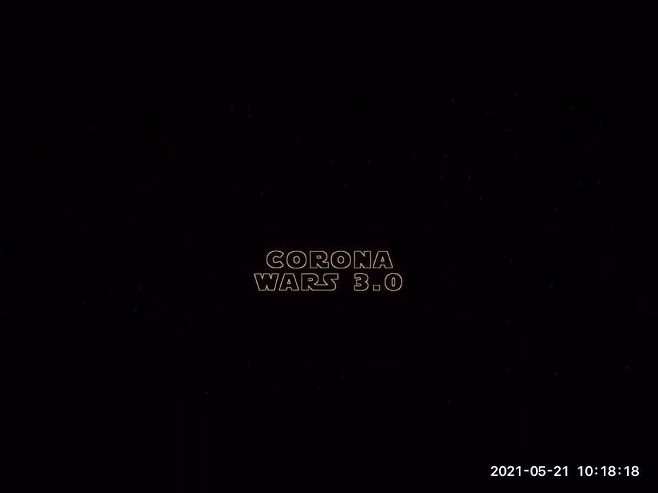 06_Corona Wars 3.0 Episode VI: From small to big