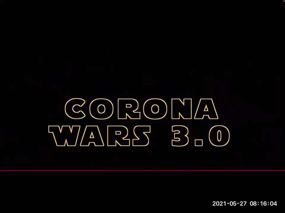12_Corona Wars 3.0 Episode_XII: Molecules are only humans