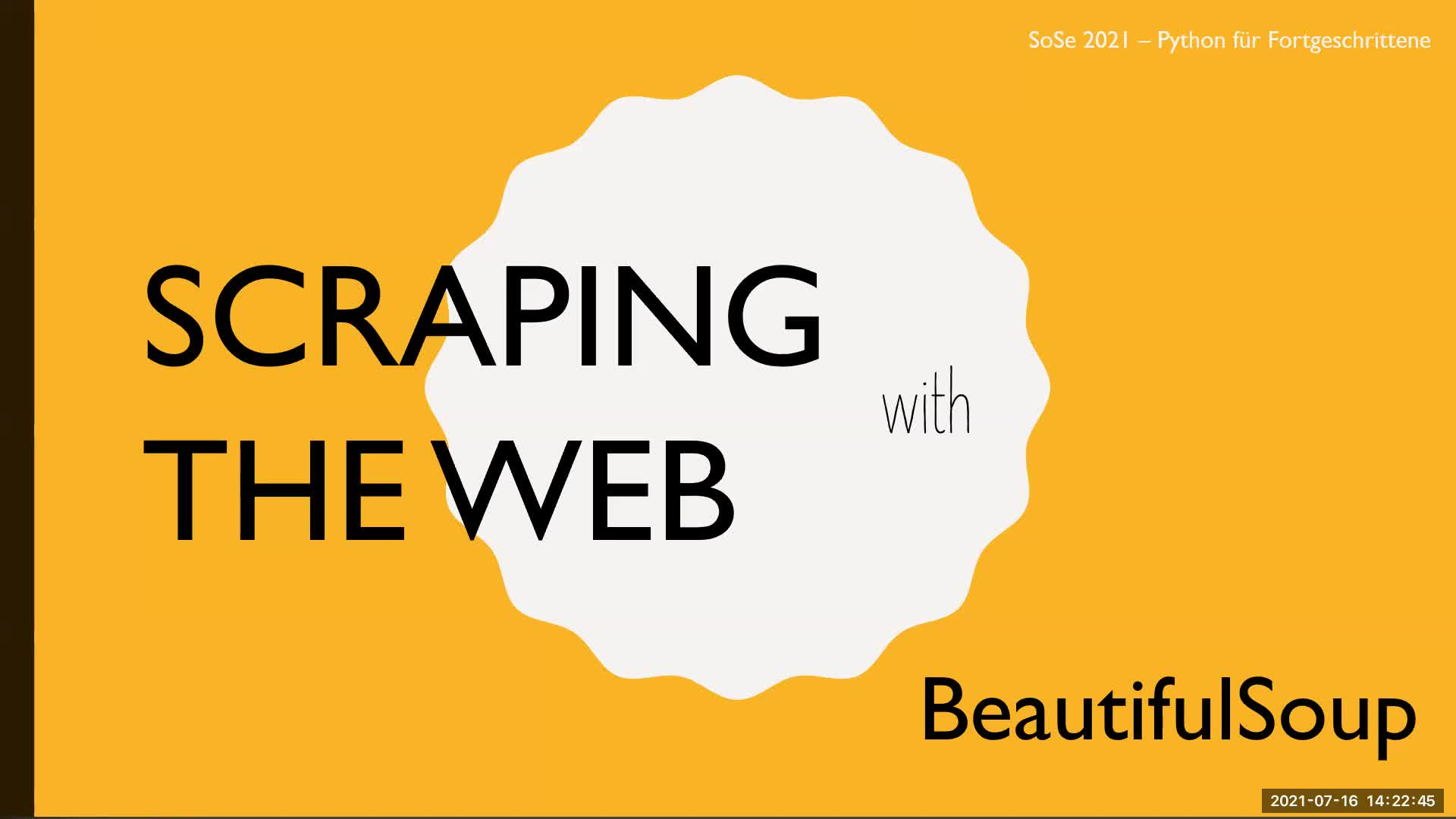 Lecture 12: BeautifulSoup and Plotly/Dash